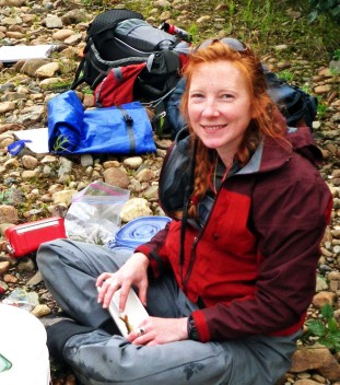 Sarah O'Neal, Population Biologist, State of the Salmon