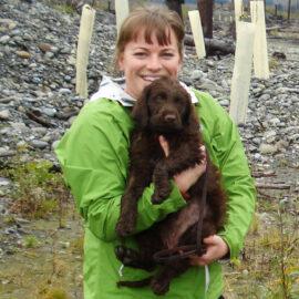 Devona Ensmenger, Wild Salmon Center