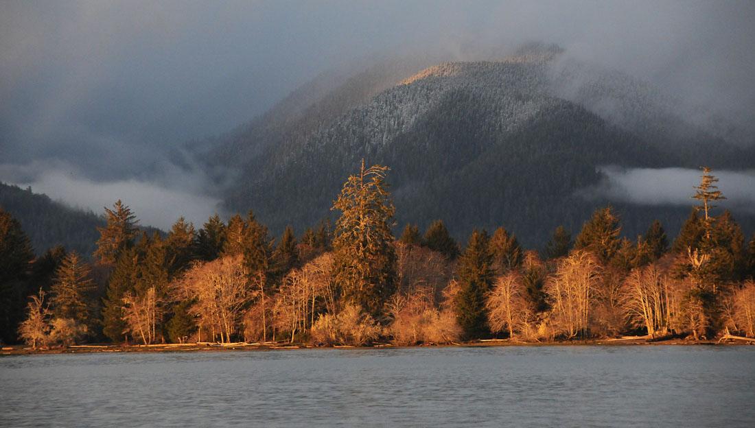 Olympic Peninsula, Washington