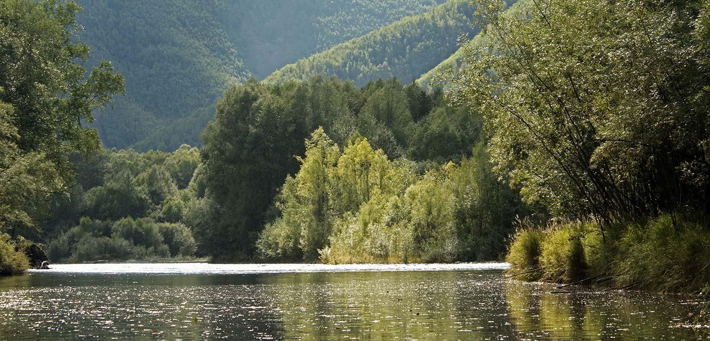 Koppi River, Russia