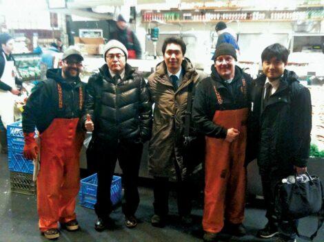 Japan-US Fisheries Tour