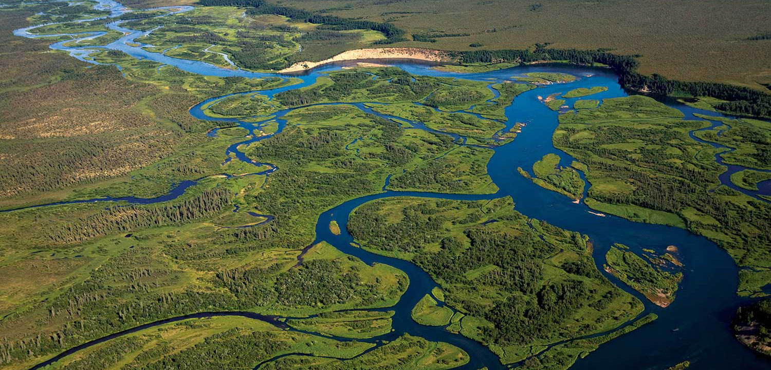 Bristol Bay Watershed, Alaska