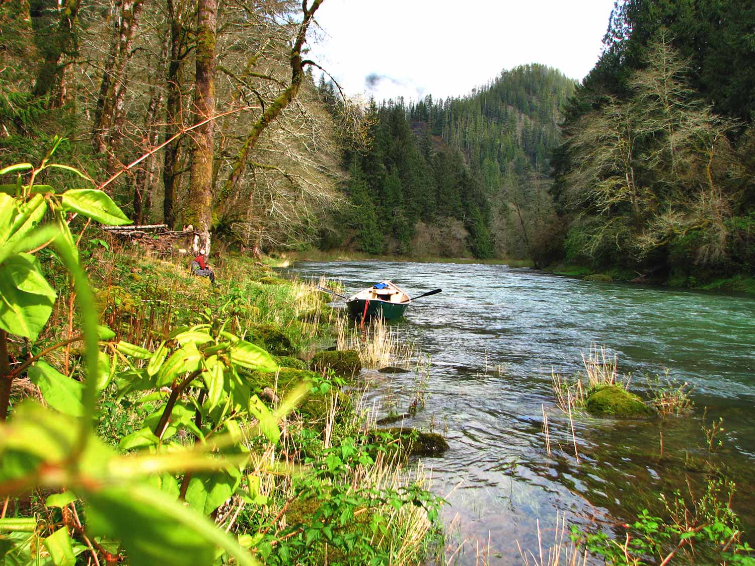 Trask River, Oregon
