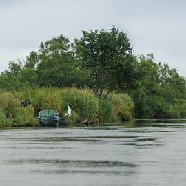 Bolshaya River, Russia
