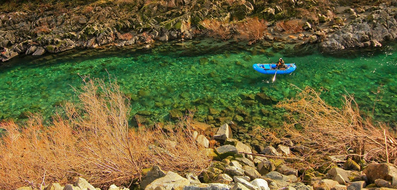 Rafting California's Smith River