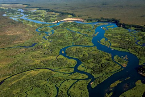 Bristol Bay's watershed is threatened by a proposed Pebble Mine