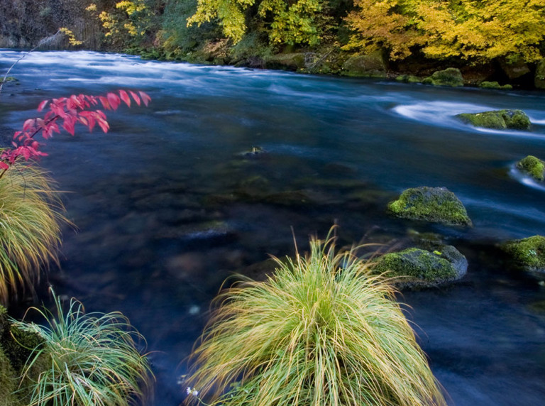 North Umpqua River, Oregon