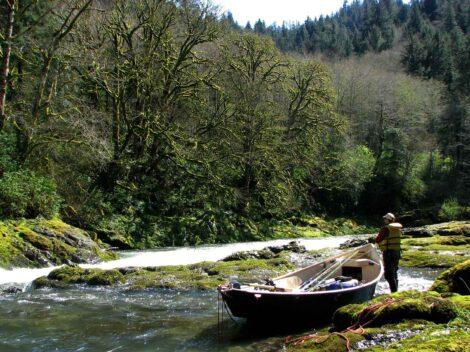 Trask River, Oregon