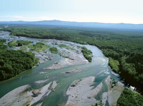 Tugur River, Tugursky Nature Reserve, Russia