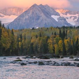 Skeena River, BC