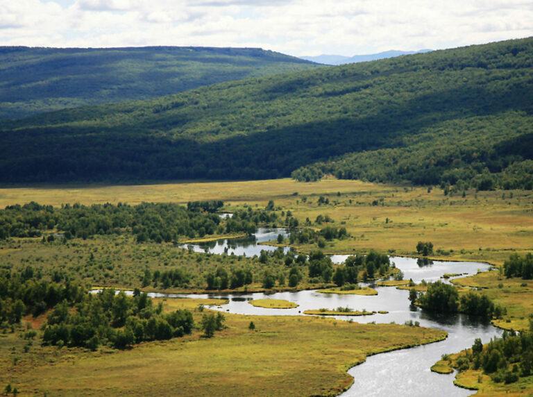 Kol River, Kamchatka, Russia