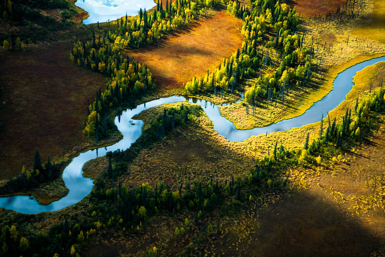 Chris Burkard, Susitna River, Alaska