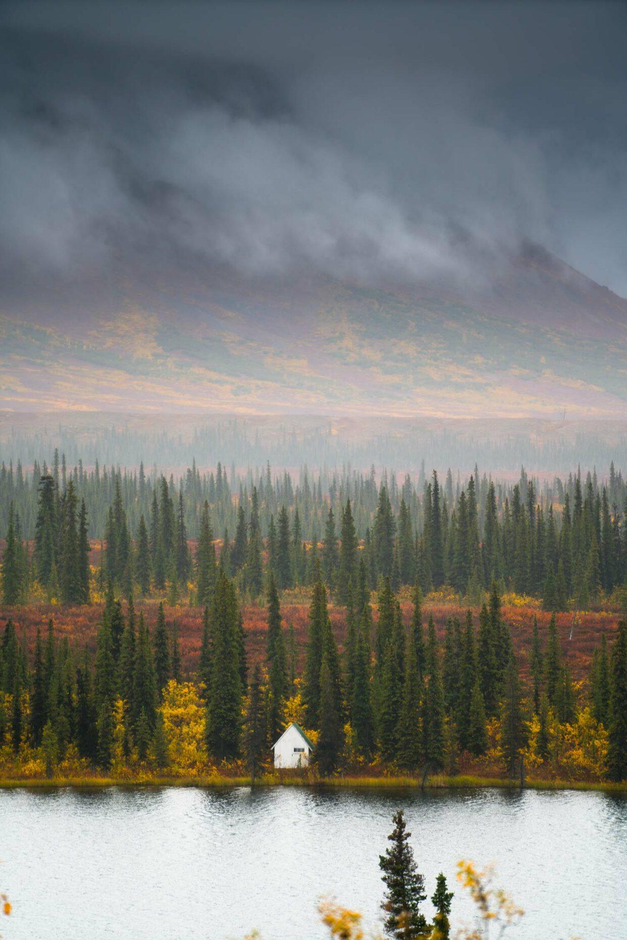 Chris Burkard, Trapper Creek, Alaska