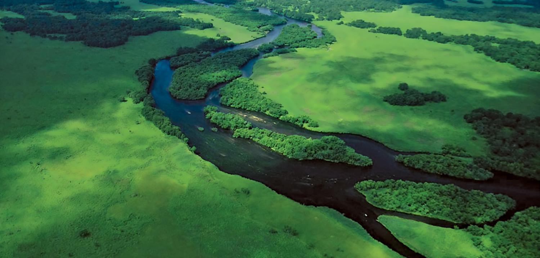 Opala River, Russia