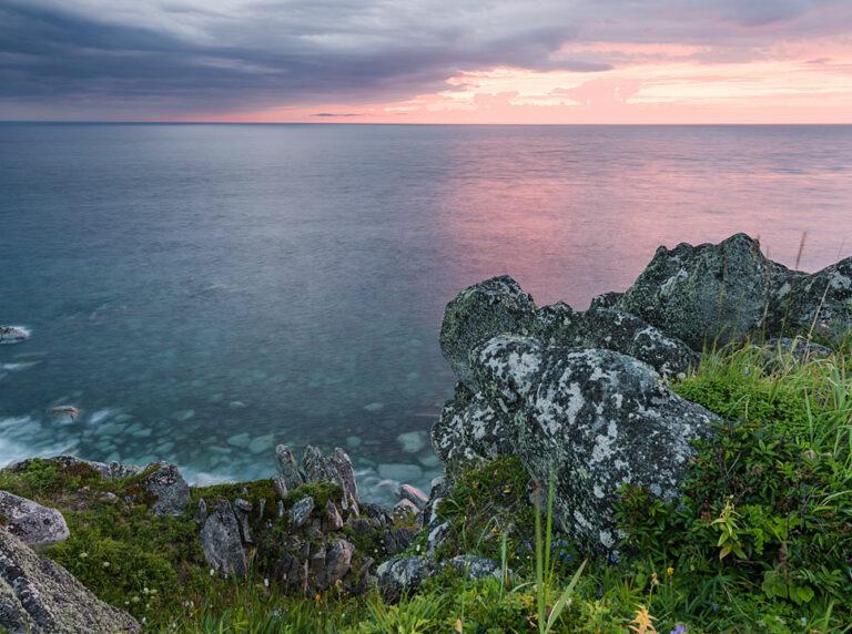 Shantar Islands Russia